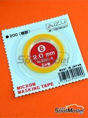 Aizu Project: Masks - Micron masking tape 2,0mm x 5m