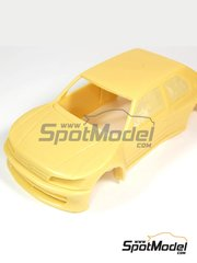 Renaissance Models: Bodywork 1/24 scale - Peugeot 306 Maxi Evo 1 - resin parts - for Renaissance Models reference CTR2401 image